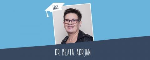 dr Beata Adrian