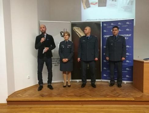 """Pokazy filmów """"Prison Movie"""" na Wydziale Nauk Społecznych UWM w Olsztynie"""