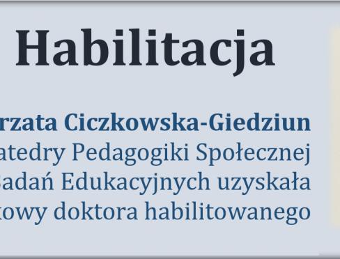 Ciczkowsa-Giedziun