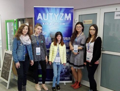 Miesiąc Wiedzy na Temat Autyzmu