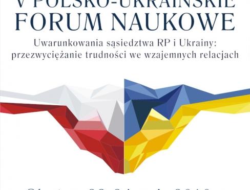 Forum naukowe plakat