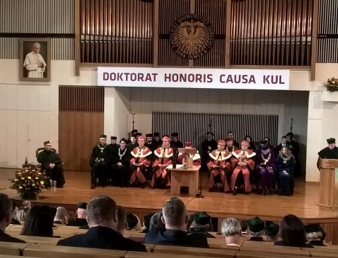 Doktor Honoris Causa