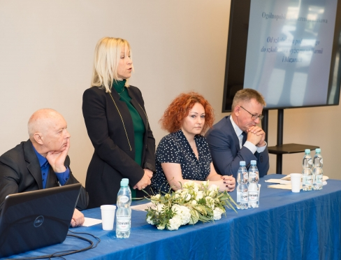 """Konferencja naukowa pt. """"Od szkolnictwa podstawowego do szkolnictwa wyższego na Warmii i Mazurach"""""""