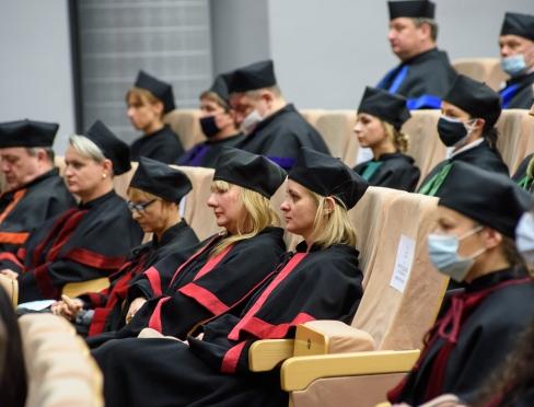 Wypromowani doktorzy habilitowani i doktorzy z Wydziału Nauk Społecznych