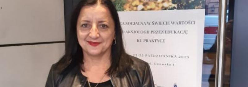 dr hab. prof. UWM Ewa Kantowicz