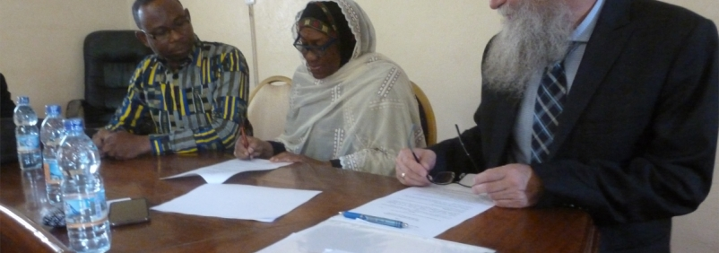 Zanzibar – spotkanie z władzami The State University of Zanzibar w celu podpisania umowy o współpracy