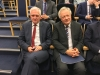 Minister J. Gowin i Rektor S. Michałowski