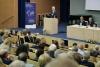 Minister J. Gowin podzczas otwarcia Kongresu