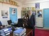 Iringa – Spotkanie prof. A. Żukowskiego z JM Rektorem prof. Esther W. Dungumaro z The Mkwawa University College of Education in Iringa, University of Dar es Salaam, (2.10.2019).