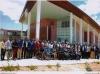 """Iringa – uczestnicy międzynarodowej konferencji pt. """"Migration in the Contemporary World"""" na The Mkwawa University College of Education in Iringa, University of Dar es Salaam, (1-2.10.2019)."""